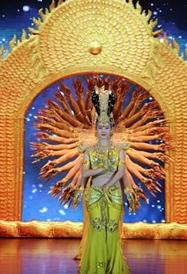 """""""中國-柬埔寨文化旅遊年""""開幕式在金邊舉行"""