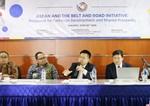 """""""一帶一路""""與東盟發展研討會在雅加達舉行"""