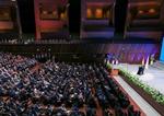 亞投行理事會第四屆年會在盧森堡開幕