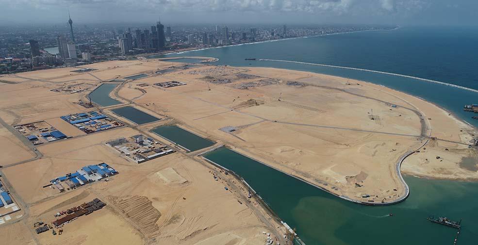 科倫坡港口城助力斯裏蘭卡建設開放經濟