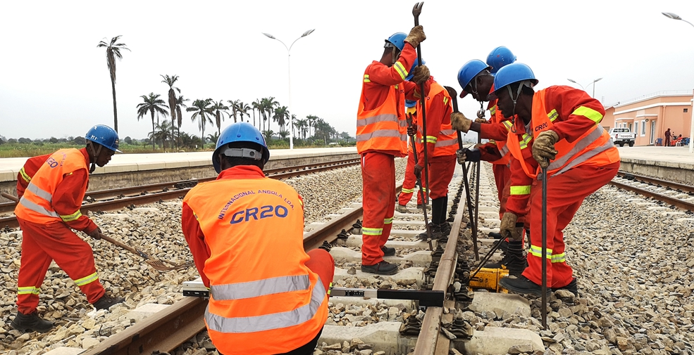 通訊:中企承建鐵路連通非洲東西海岸