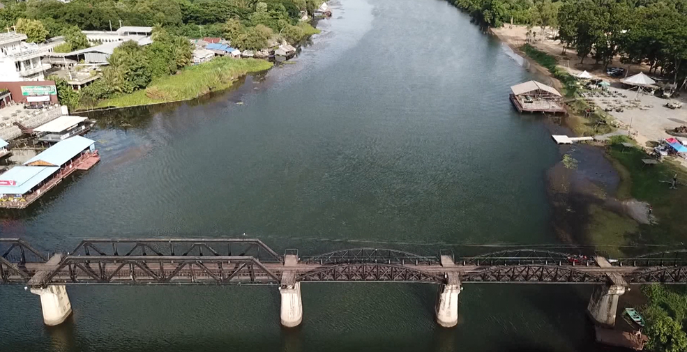 """通訊:靜靜的桂河——關于泰緬""""死亡鐵路""""不能忘卻的紀念"""