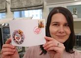 白俄羅斯發行牛年生肖郵票