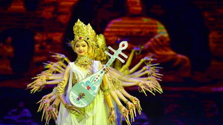 Int'l cultural expo, tourism festival on Silk Road open in NW China