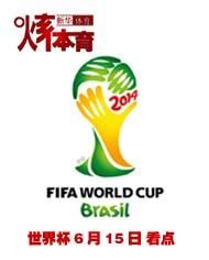 世界杯6月15日看點