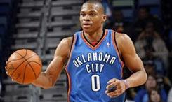 NBA-威斯布魯克避談杜蘭特轉聊時尚