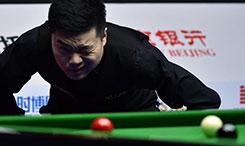 中國賽:丁俊暉取勝 奧沙利文爆冷出局