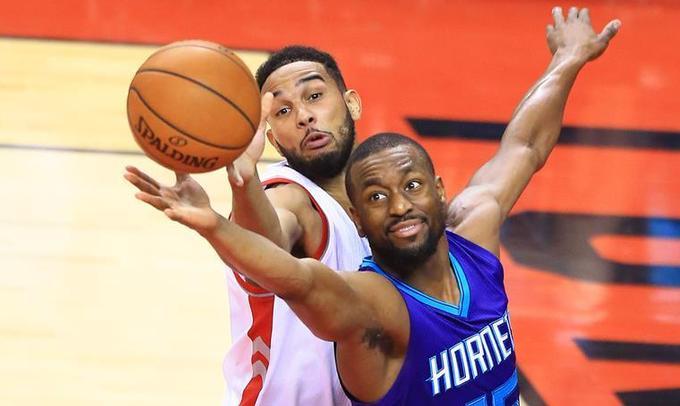 NBA常規賽:猛龍不敵黃蜂