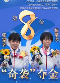 東京奧運會冠軍陳芋汐/張家齊