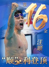 東京奧運會冠軍汪順