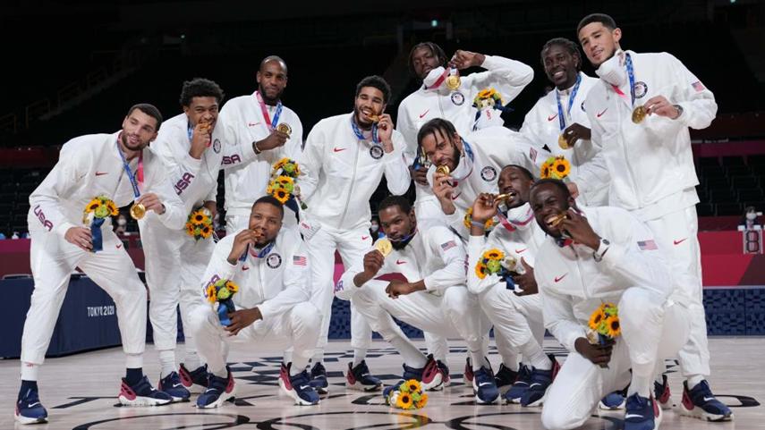 男籃頒獎儀式舉行