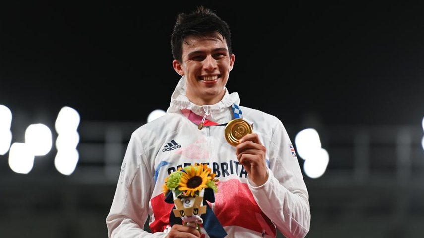 現代五項:英國選手奪得男子冠軍