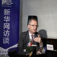 """羅蘭德•本特:""""德緣于此""""的中國制造大有可為"""