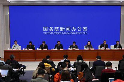 國新辦就2019年春運形勢和工作安排舉行新聞發布會