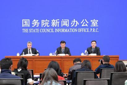 國新辦就2018年全國行政復議、行政應訴總體情況舉行發布會