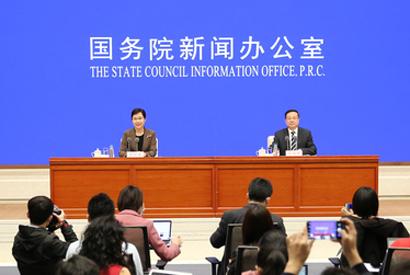 國新辦舉行一季度國民經濟運行情況新聞發布會