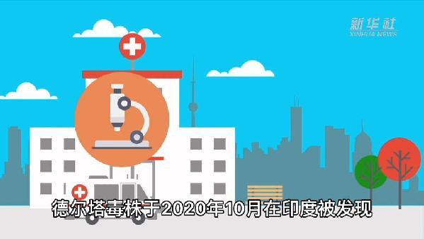 """新华全媒+ 又是德尔塔毒株 到底啥是""""德尔塔""""?"""