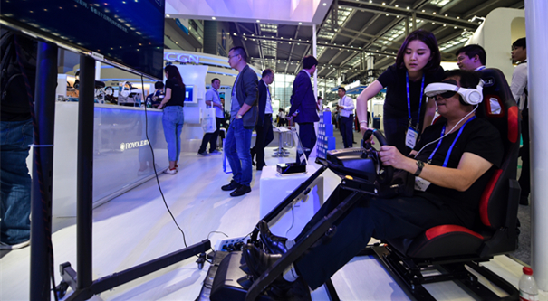 第十九屆中國國際高新技術成果交易會在深圳開幕