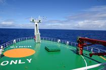 中國首次環球海洋綜合科考