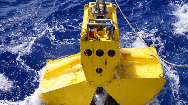 中國首次環球海洋綜合科考在南大西洋獲得20余噸樣品