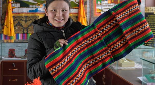 西藏阿裏:電商服務助推牧區特色産品外銷