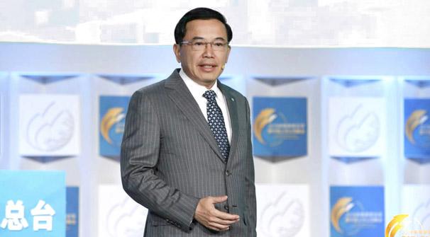 TCL集團董事長李東生出席2018央視財經論壇