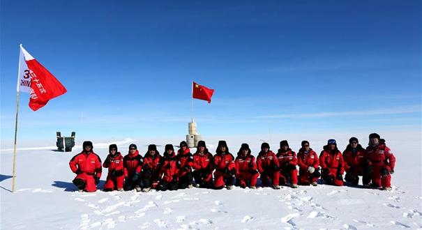 記者手記:冰穹A的誘惑——南極冰蓋之巔見聞