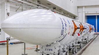雙曲線一號運載火箭首飛成功