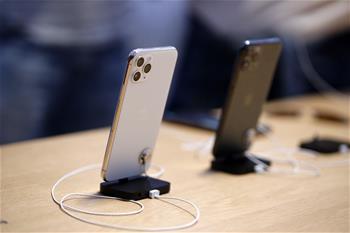 新一代蘋果手機在美國上市銷售