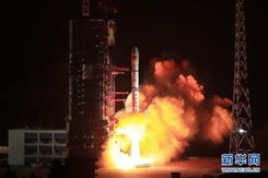 我國成功發射4顆新技術試驗衛星