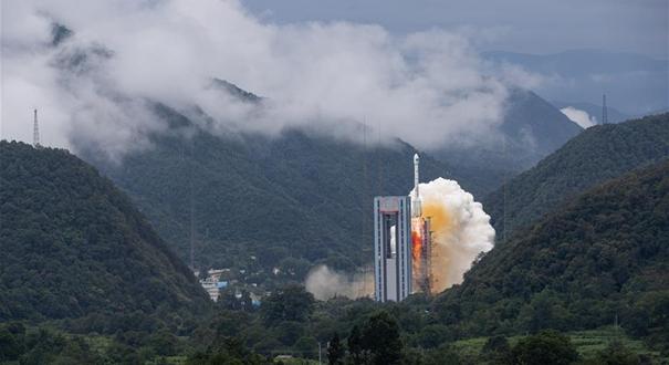 """北鬥三號最後一顆組網衛星""""重啟""""發射成功"""