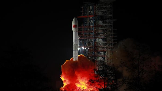 我國成功發射天通一號03星 中國航天發射迎來2021年開門紅