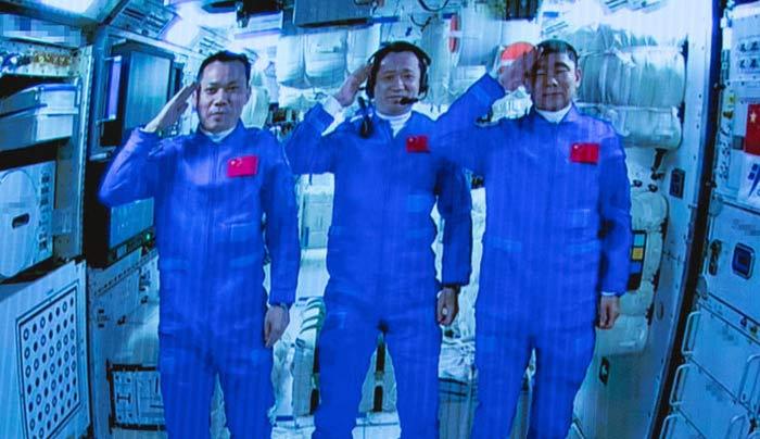 探索浩瀚宇宙 邁向航天強國——神舟十二號載人飛船飛天全景掃描