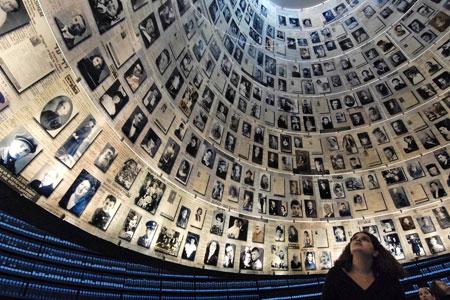 国际大屠杀纪念日:永不消逝的黑暗记忆