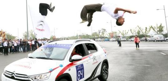 CPC中國量産車性能大賽大豐站決賽正式開幕