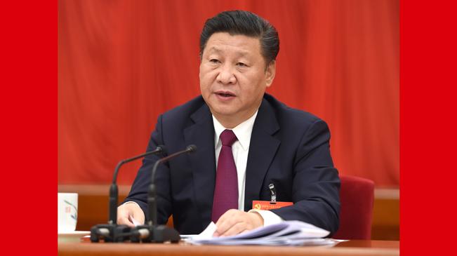 中國共産黨第十八屆中央委員會第六次全體會議在京舉行