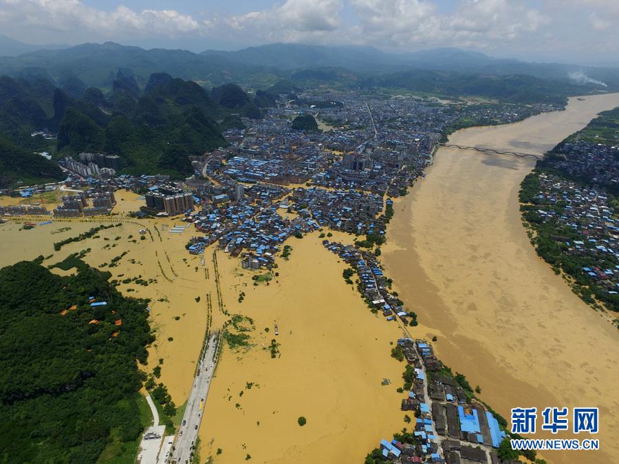 国家防总要求南方相关省区开展24小时不间断巡查,全力做好长江干流和