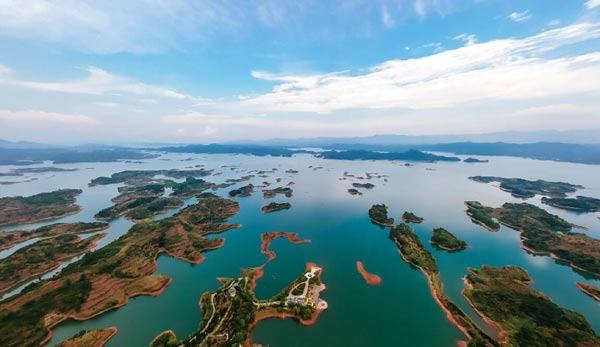 绿色发展 生态保护——中国展示给世界新名片