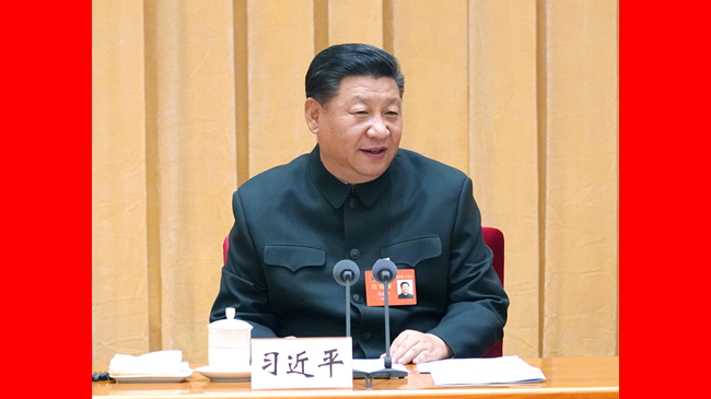 習近平出席中央軍委政策制度改革工作會議並發表重要講話