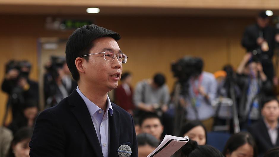 湖北廣播電視臺融媒體新聞中心記者提問