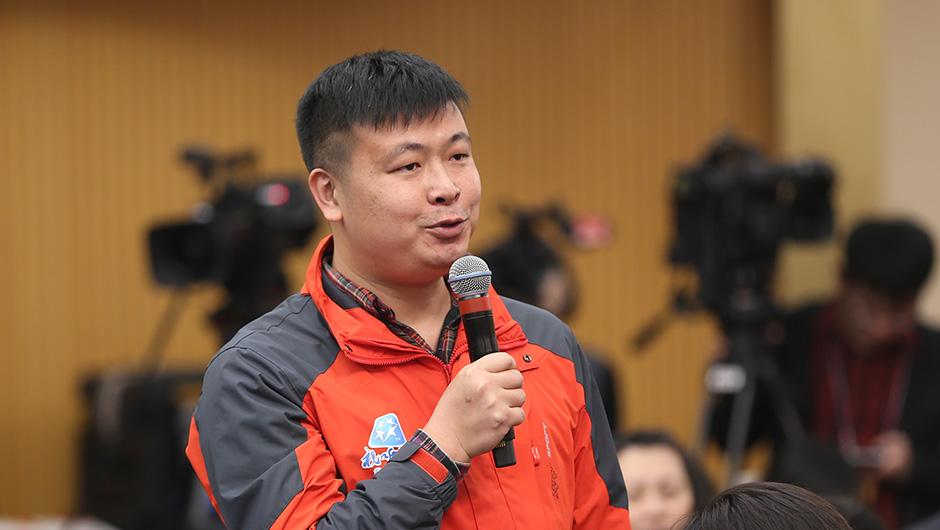 海南廣播電視總臺融媒體記者提問