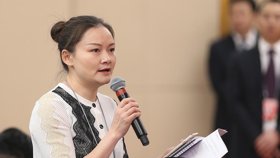 中國冶金報記者提問