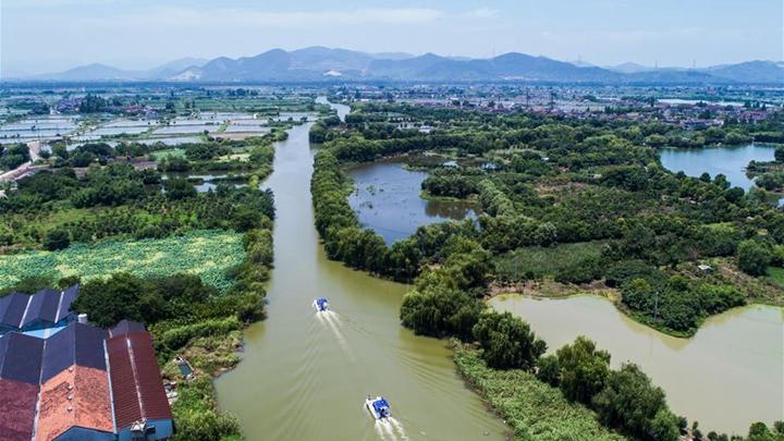百萬河長,護水長清——河長制開啟治河新時代
