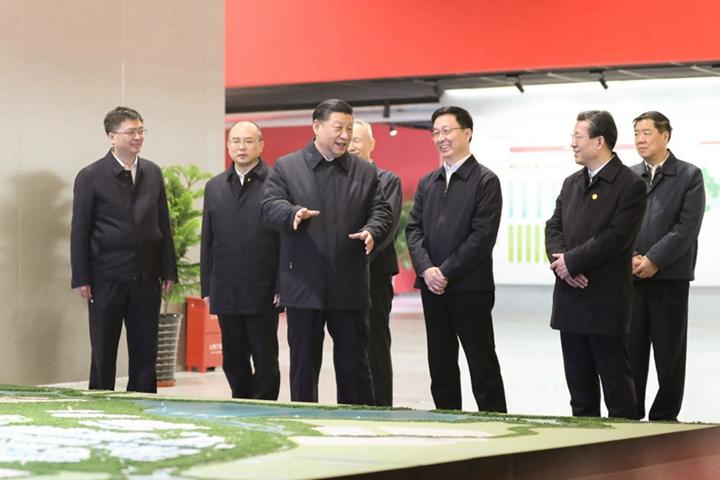 習總書記提到的五大國家戰略關係中國未來