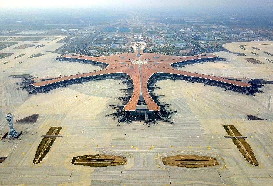 5、北京大興國際機場等一批重大項目成功實施