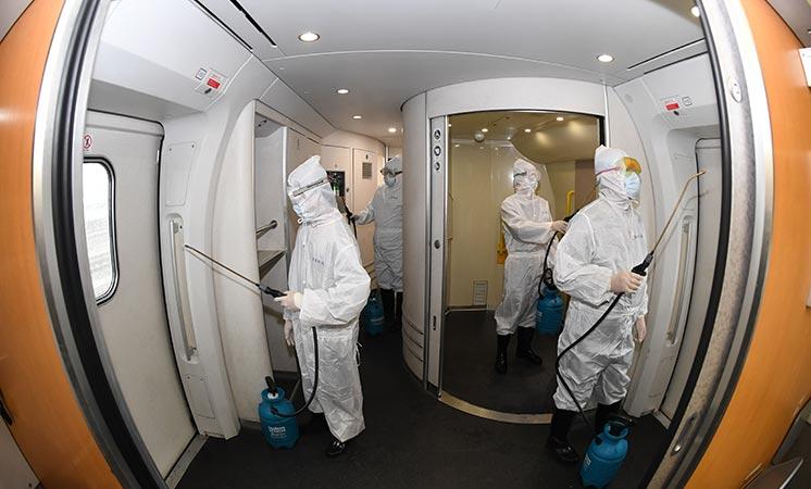 新華社評論員:堅決打贏疫情防控的人民戰爭