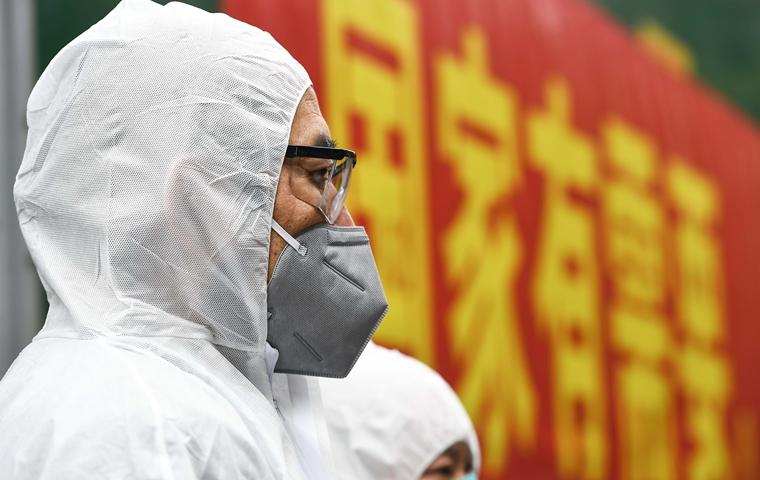 新華社評論員:在大戰大考中踐行初心使命