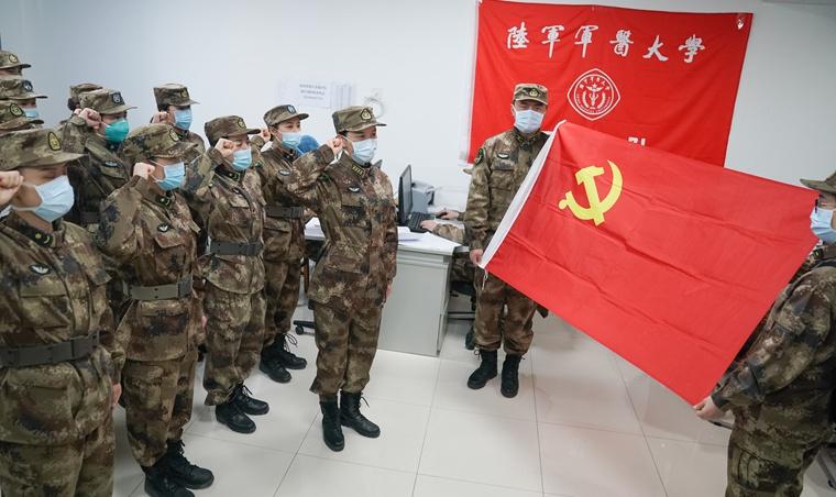 新華社評論員:以初心使命彰顯共産黨人政治本色