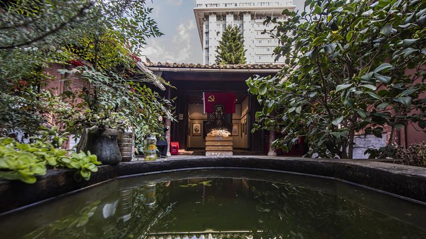 火種·理想·使命——探訪中共雲南地下黨建黨舊址
