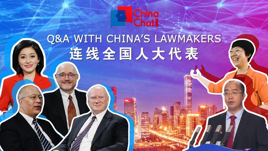 全球連線|中國説:美國時事評論員為中國式民主打call